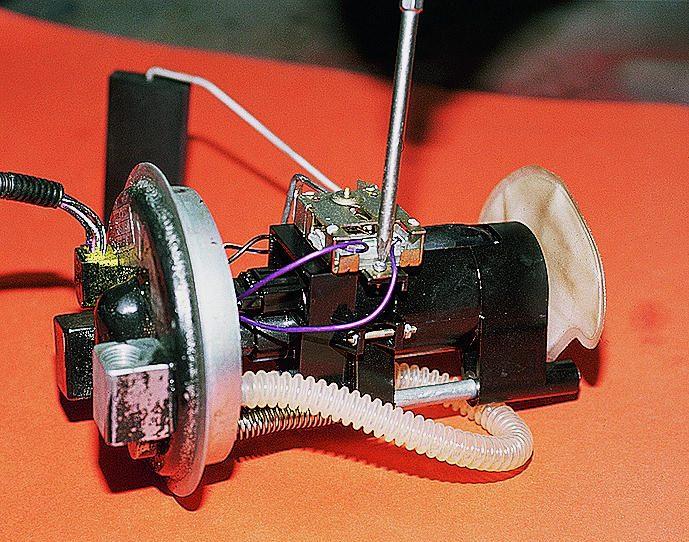 Фото №12 - топливный насос ВАЗ 2110 инжектор