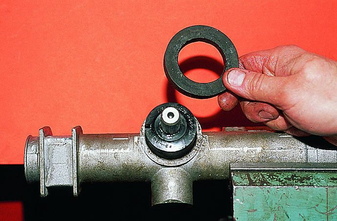 Фото №36 - замена ремкомплекта рулевой рейки ВАЗ 2110