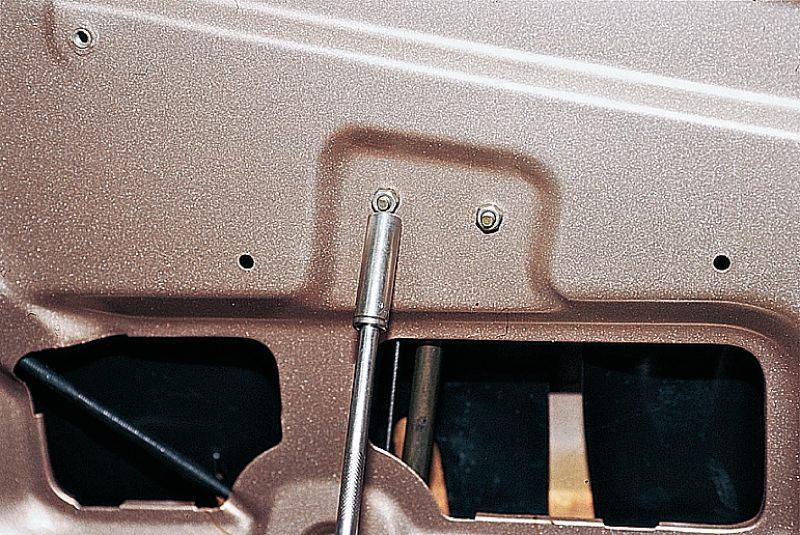 Фото №19 - механизм стеклоподъемника ВАЗ 2110