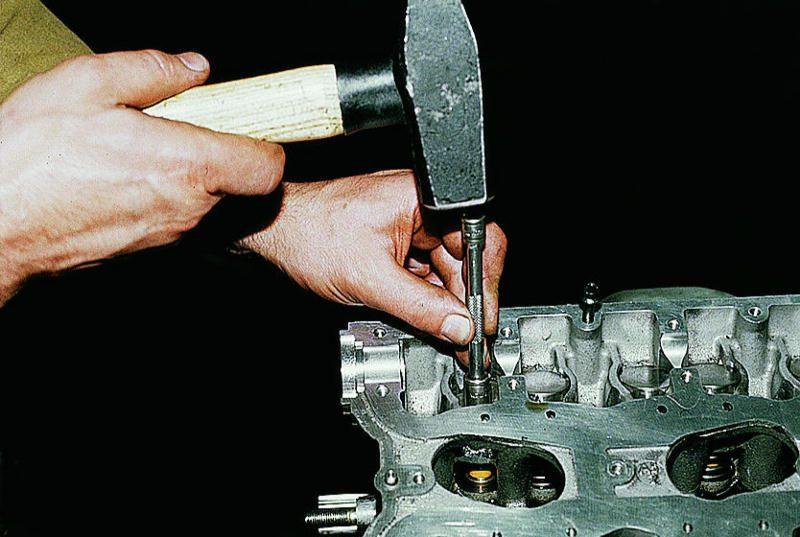 Замена клапанов ваз 2112 16 клапанов