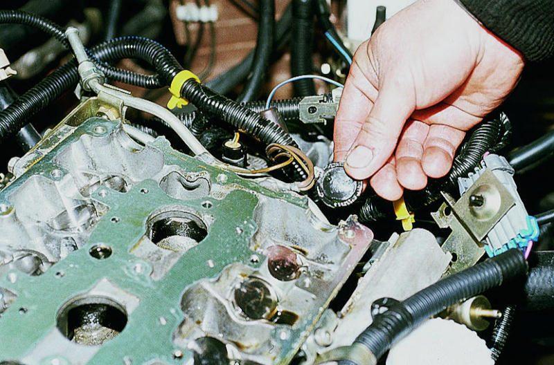 Замена гидрокомпенсаторов на ваз 2112 16 клапанов своими руками 7